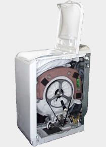 Разборка стиральной машины вертикальной загрузки